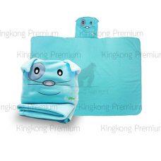 หมอนผ้าห่มลายปัก (1)